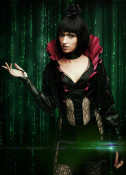 Eliza Cassan cosplay