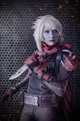Destiny - Awoken Hunter 1 by Nebulaluben