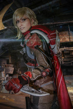 Destiny cosplay - Human Hunter