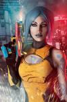 Maya cosplay