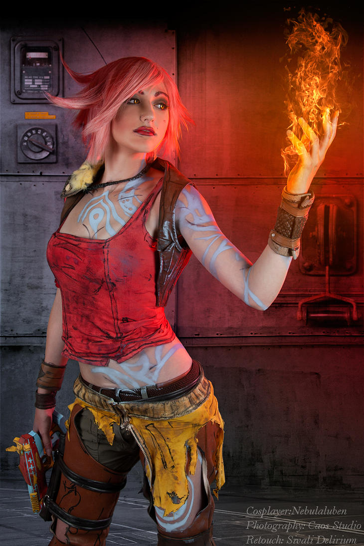 Lilith cosplay by Nebulaluben