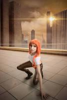 Leeloo cosplay by Nebulaluben