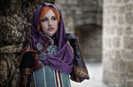 Leliana cosplay