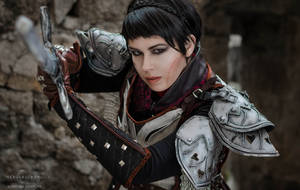 Cassandra cosplay by Nebulaluben