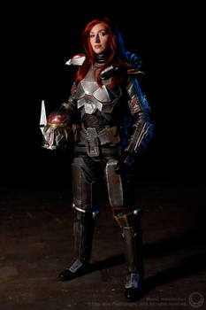 Shae Vizla cosplay