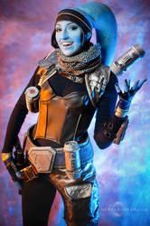 Twi'lek cosplay by Nebulaluben
