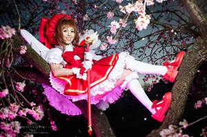Sakura cosplay 1 by Nebulaluben