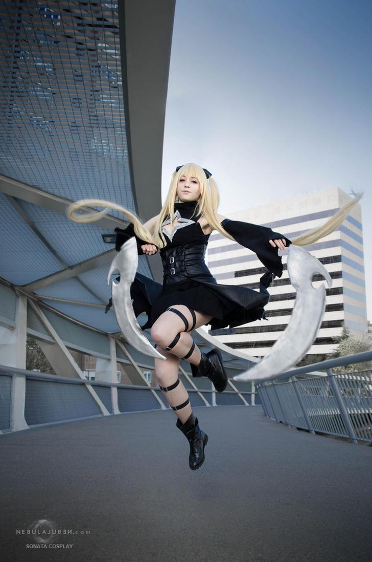 Yami cosplay 3 by Nebulaluben