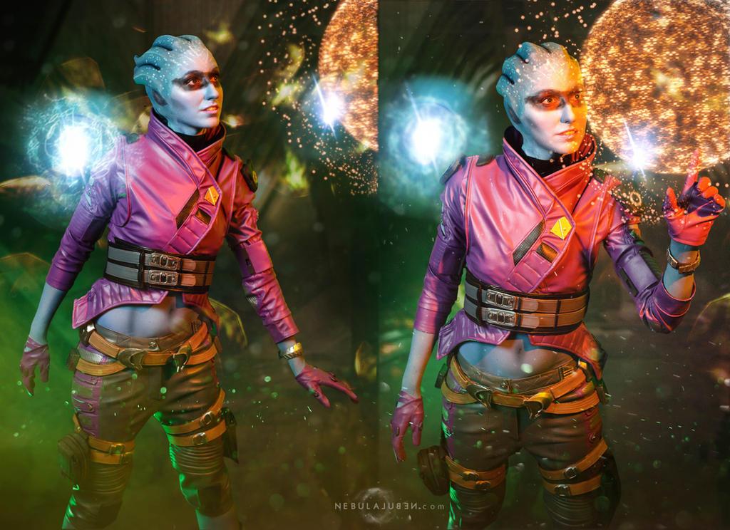 Peebee cosplay 8 by Nebulaluben