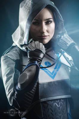 Destiny 2 huntress