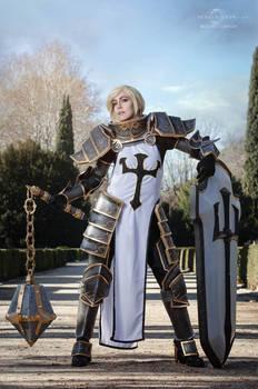 Johanna cosplay