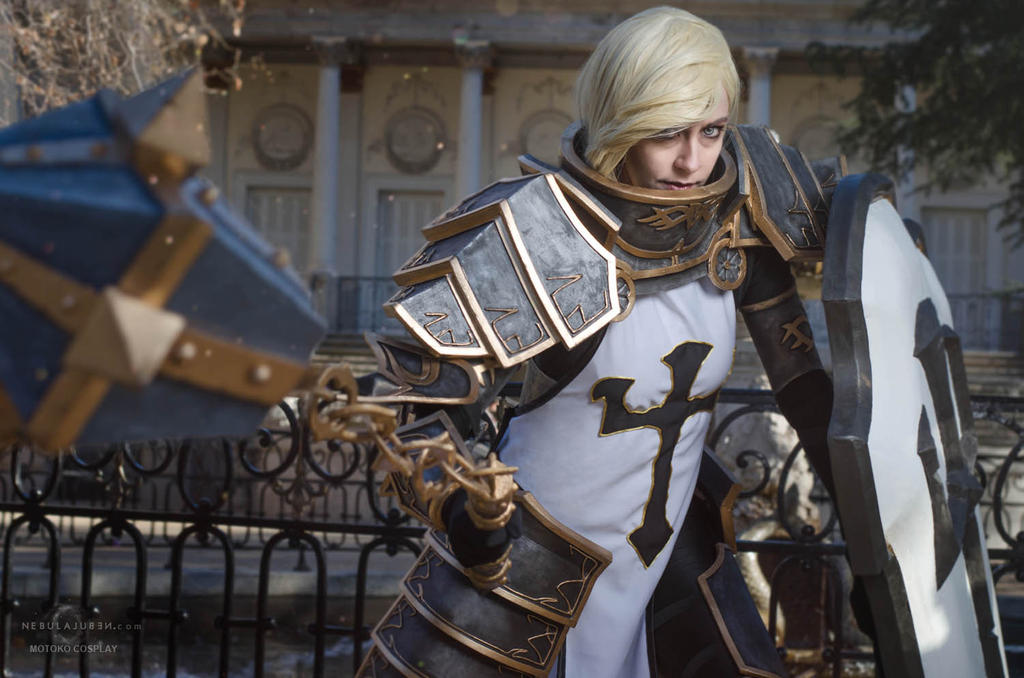 Johanna cosplay by Nebulaluben