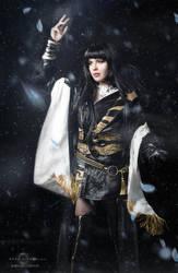 Gentiana cosplay by Nebulaluben