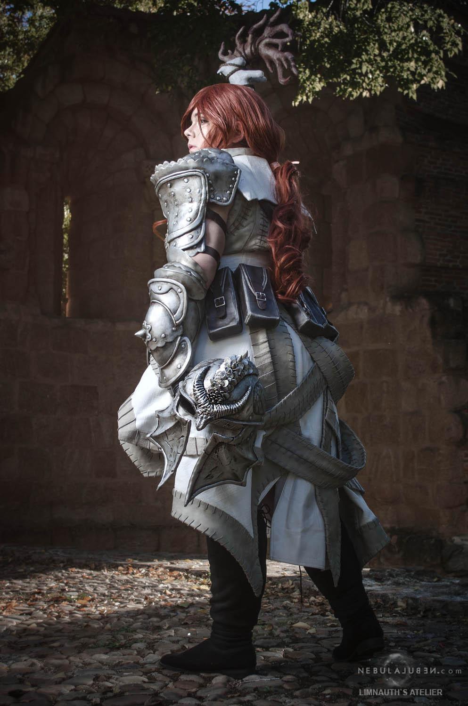 Trevelyan cosplay by Nebulaluben