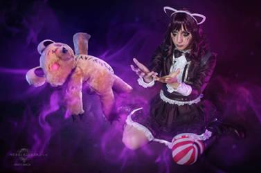 Annie cosplay by Nebulaluben