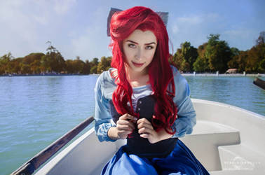 Ariel cosplay by Nebulaluben