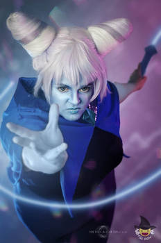 Holly Blue Agate cosplay