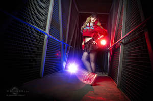 Ann Takamaki cosplay by Nebulaluben
