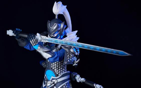 Baihu Genji cosplay