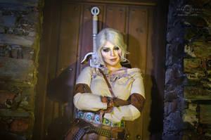 Ciri cosplay by Nebulaluben