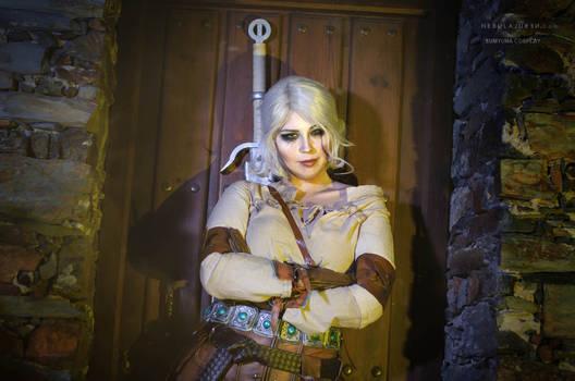 Ciri cosplay