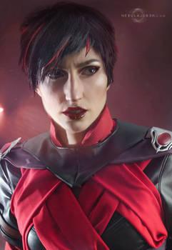 Skarlet cosplay