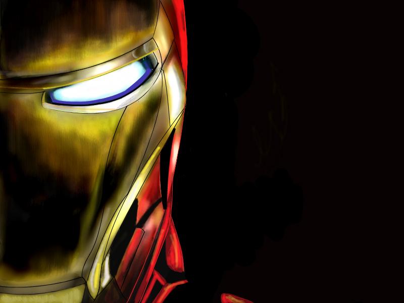 Iron Man by Elsira