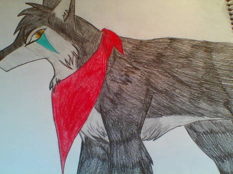 The Deserted Wolf