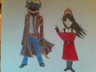 Runa and Adamo