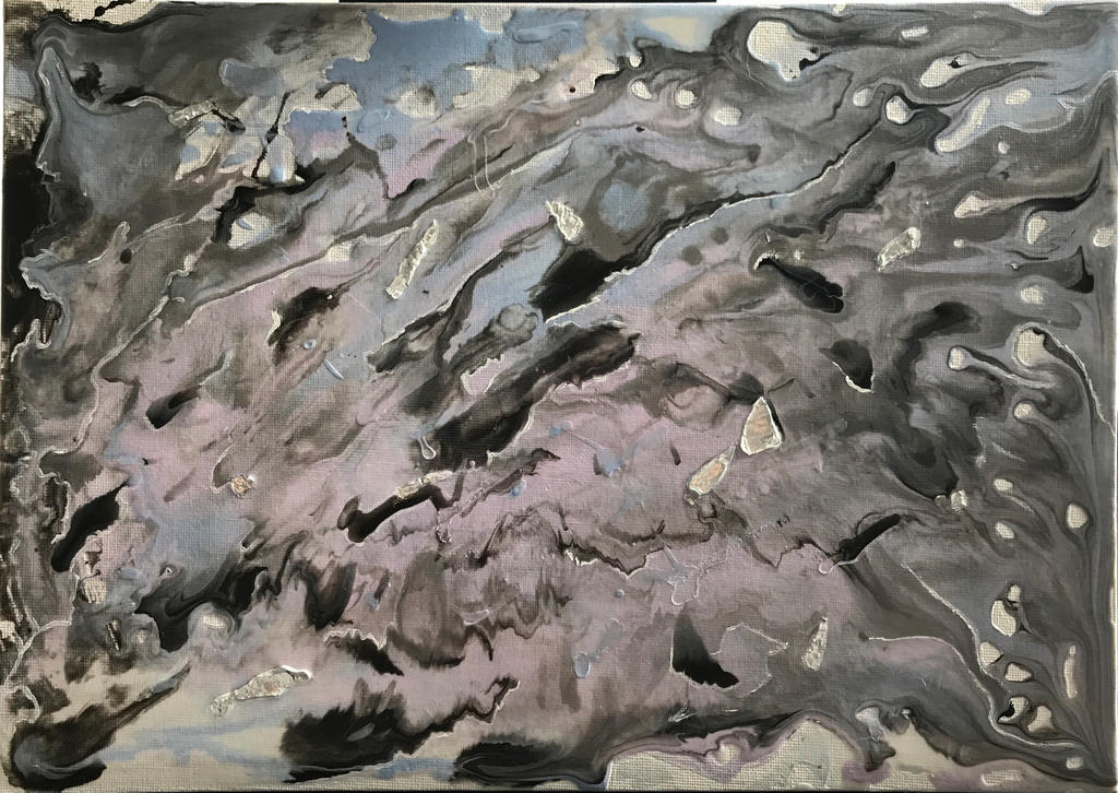 'A sky's choas' by Kimberlil
