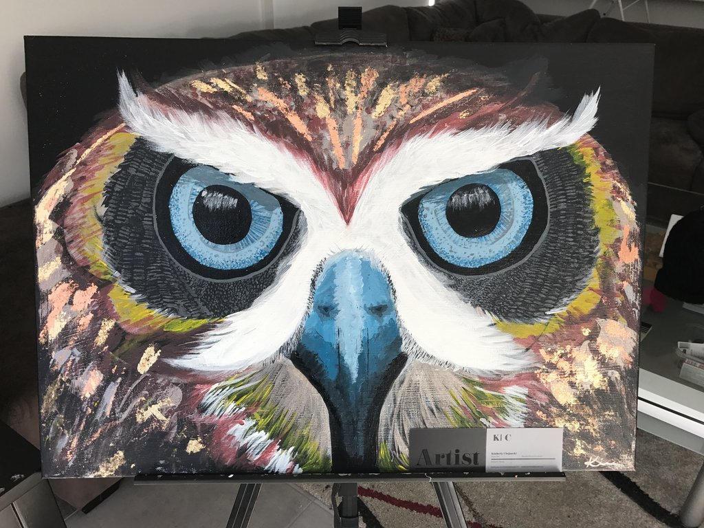 Owl by Kimberlil