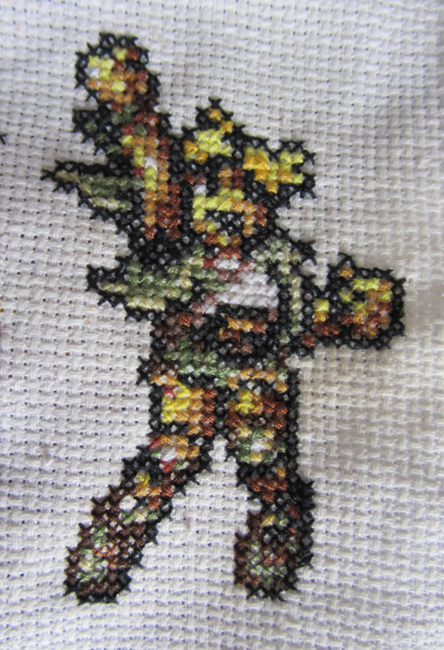 eri kasamoto crossstitch by byakko92 on deviantart