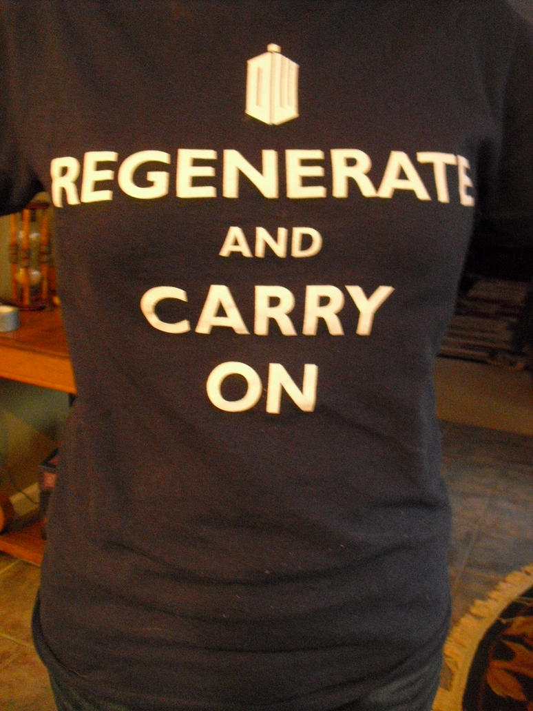 Regenerate! by MangaArtist99