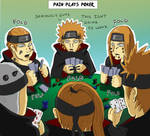 Pain Plays Poker