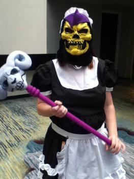 Maid Skeletor