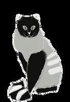Kitt - Anatomy Adoptable by Lions-Game