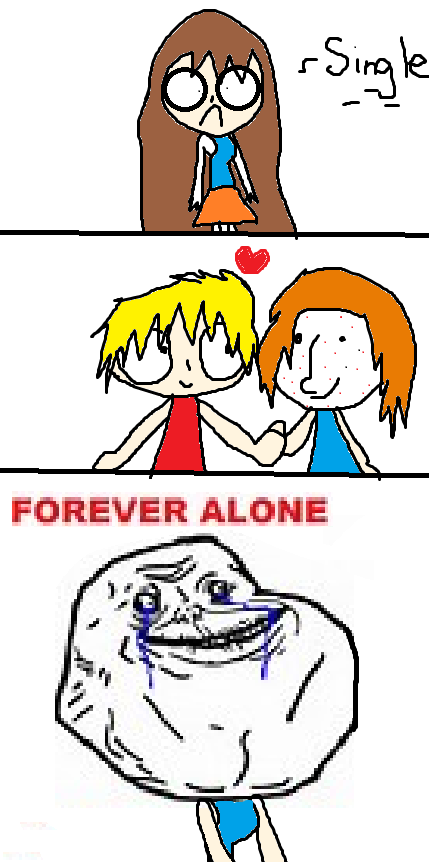 Reddit forever alone dating