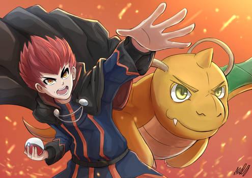 Pokemon Champion - Lance