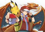 Pokemon Trainer - Red