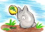 It's a Totoro -- Kinda..