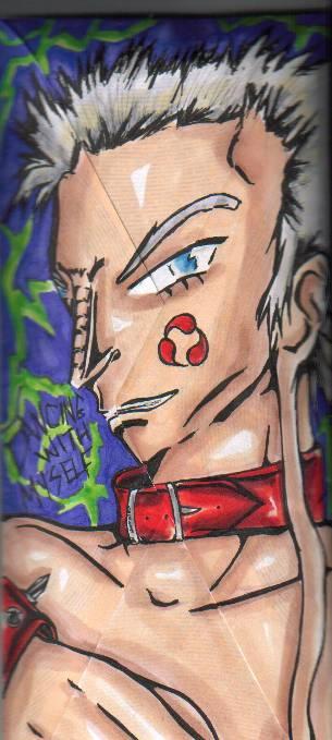 Ener is Billy Idol by kattlegnat