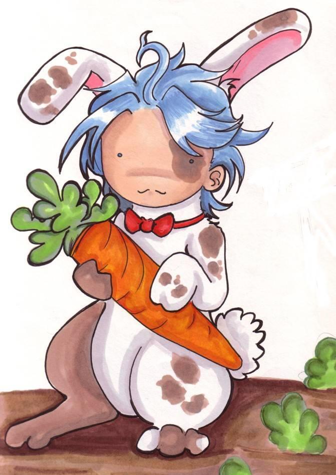 LB -- Bunny by kattlegnat