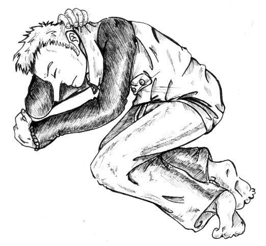 OP -- Sleeping Kaku by kattlegnat