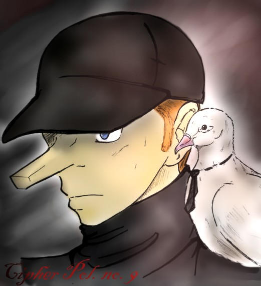OP -- CP9 Recruit Kaku by kattlegnat