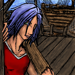 OP -- Young Shipwright by kattlegnat