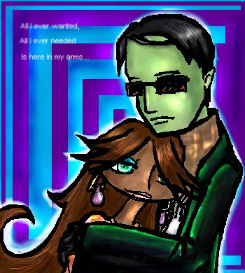 Psychonauts -- Sasha and Milla by kattlegnat