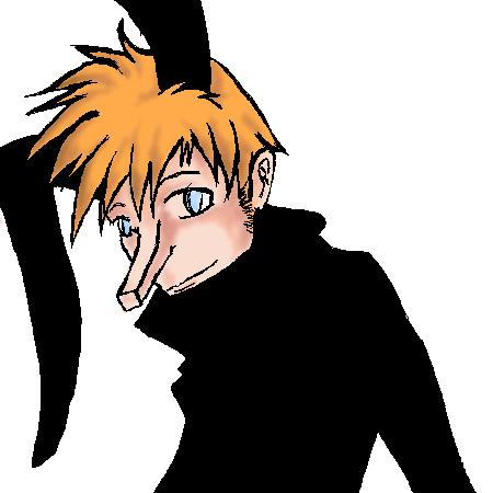 OP -- Bunny Black Bunny by kattlegnat