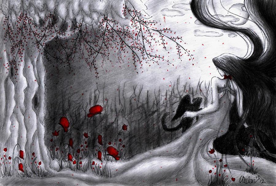 Moonlight Dream by Bdellian