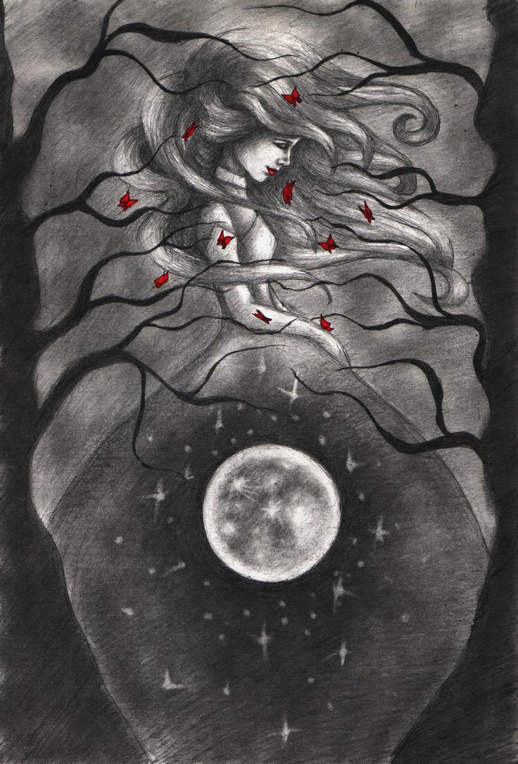Moonlight Wish by Bdellian