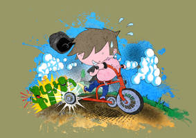 Tricycle by capdevil13